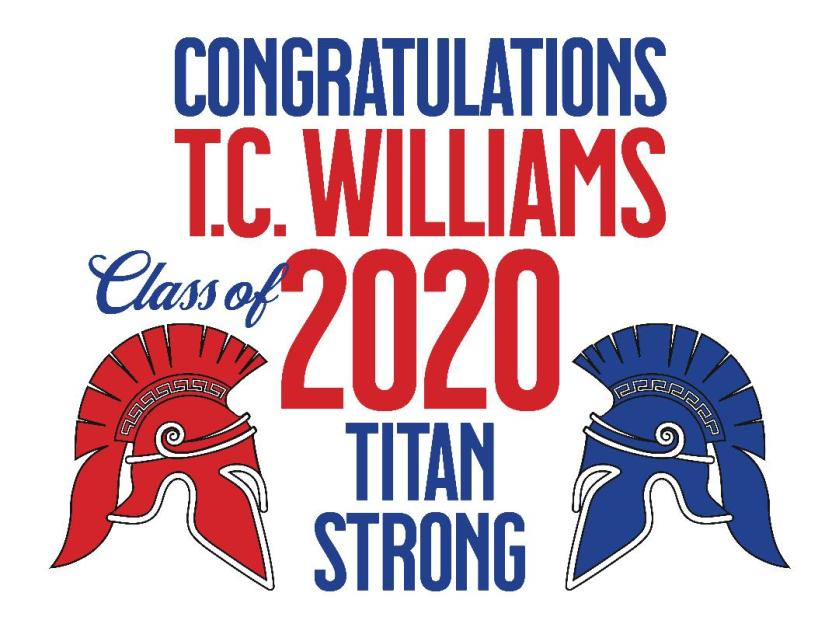 TC community sign 2020